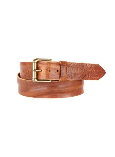BRAVE Vegetable Tanned Leather Belt