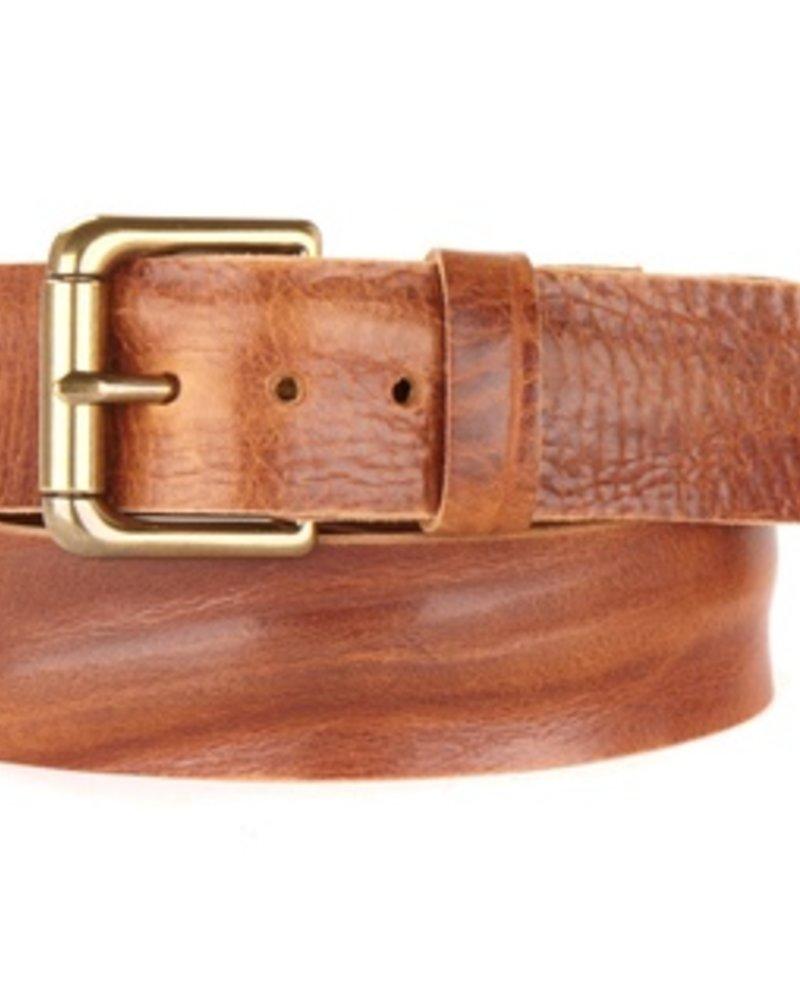BRAVE Vegetable Tanned Leather Belt