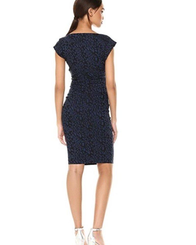 Nicole Miller Beckett pattern dress