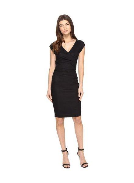 Nicole Miller Andrea Linen Dress