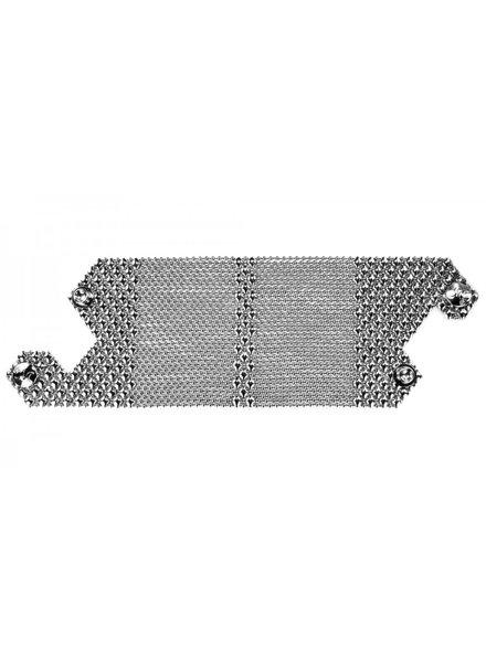 Liquid Metal Mesh liquid metal bracelet