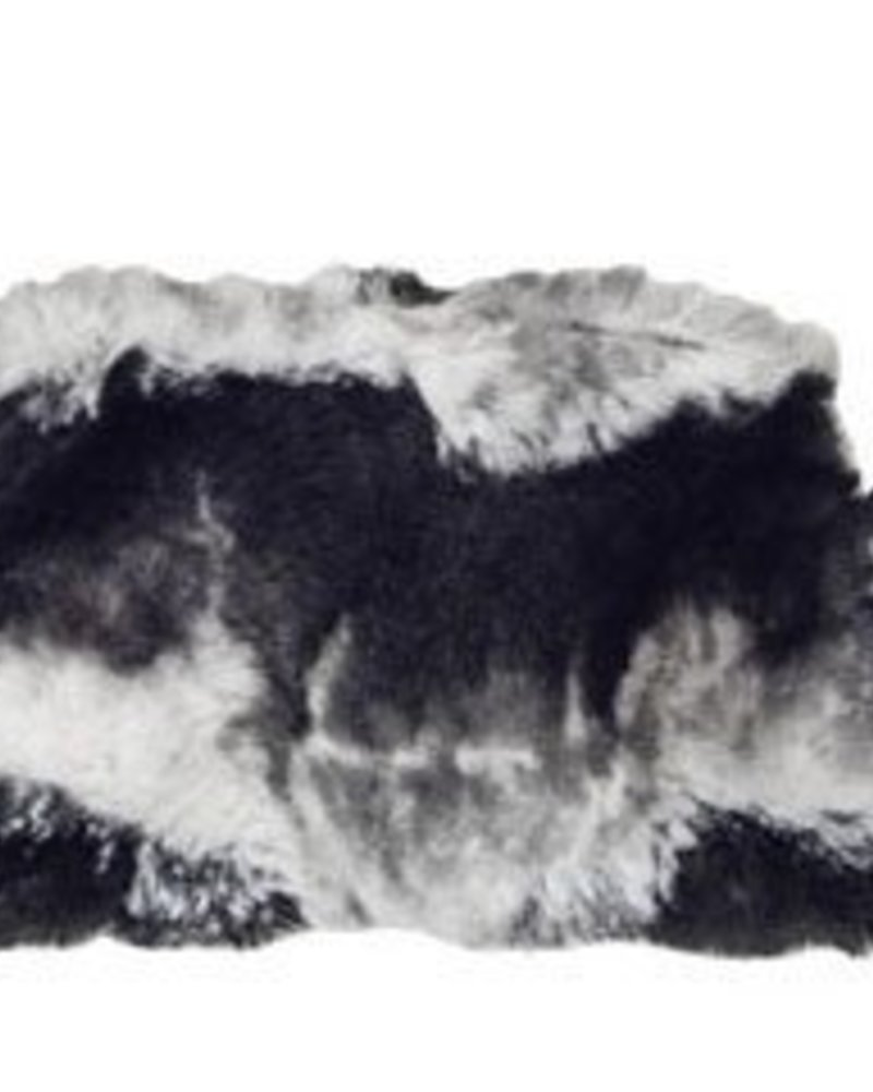 Faux Fur Coin Purse by Pandemonium. Made in USA