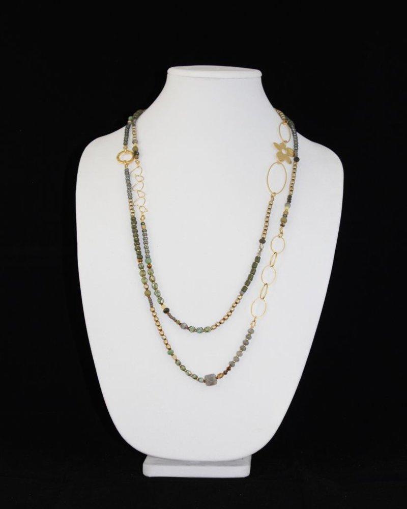 Hatzi Necklace
