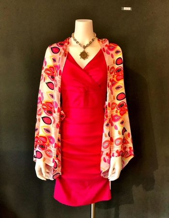 Styled in Coral