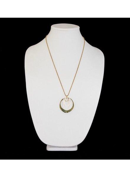 Orly Hagai, Hishuk long necklace<br />Hishuk8
