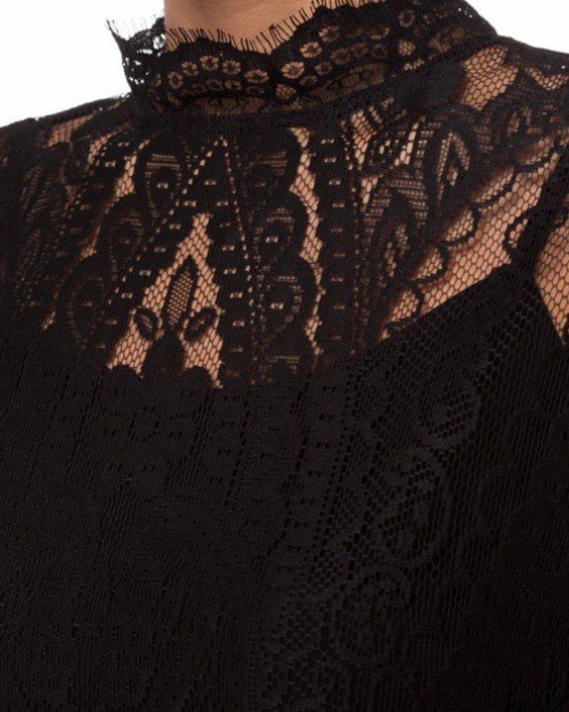 Joseph Ribkoff lace sleeveless top