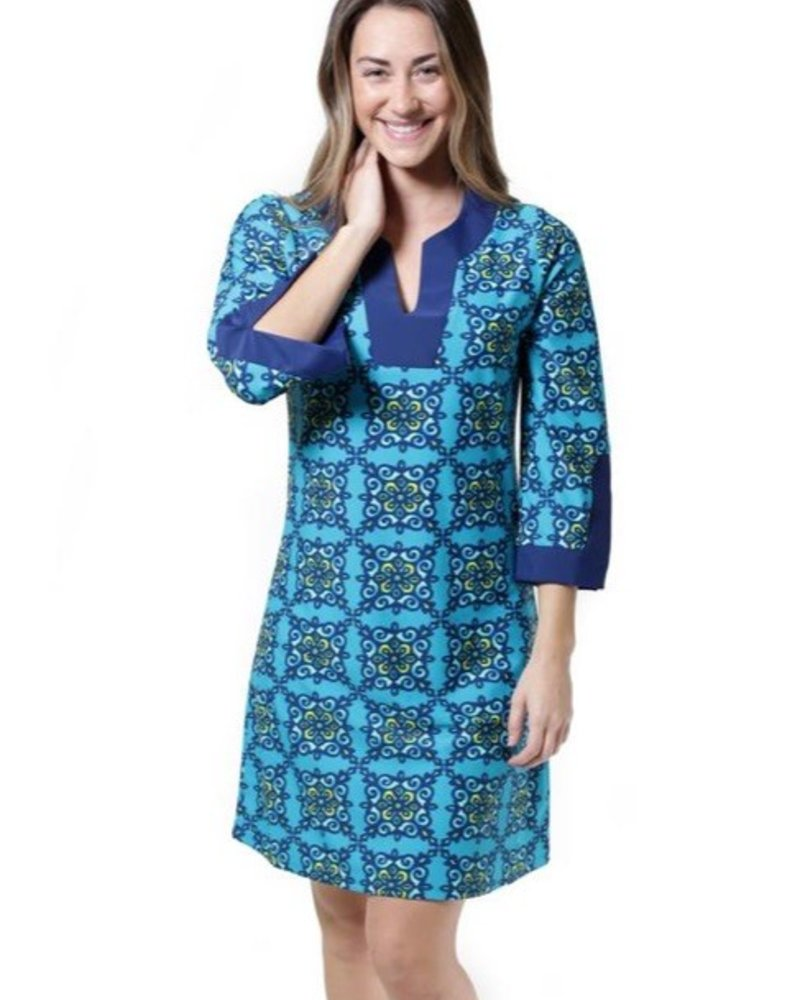 Prescott lane tunic dress