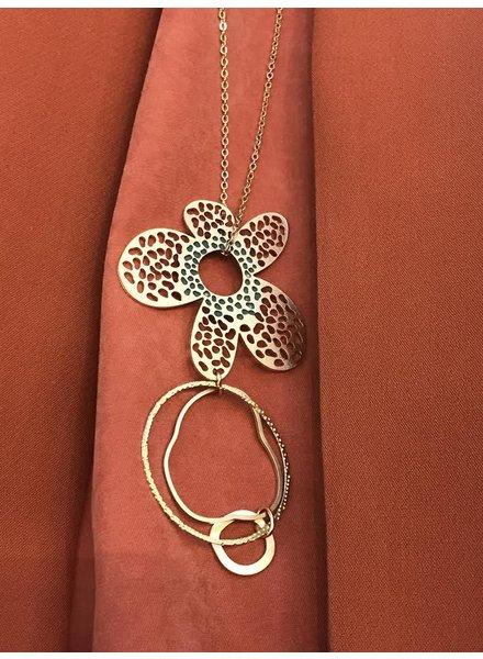 Orly Hagai, Perah long necklace