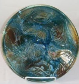 Gail Snively Bowl, (Hangable, #354)