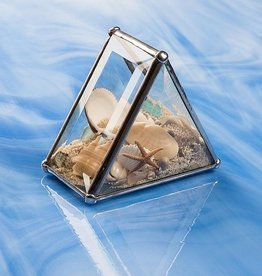 "Rare Earth Gallery Beach Kaleidoscopes (4""x2""Triangle)"