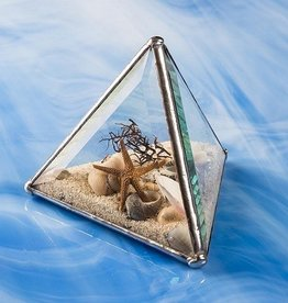 "Rare Earth Gallery Beach Kaleidoscopes (4""Pyramid)"