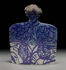 Rare Earth Gallery Porcelain Slab Flower Vase (Lg)