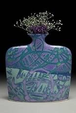 Rare Earth Gallery Porcelain Slab Flower Vase (Md)