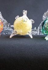 Rare Earth Gallery Fish (Hand Blown Glass)