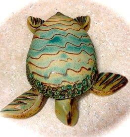 Gail Snively Turtles (Lg, Hangable, #414)