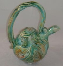 Gail Snively Pot, Tea (#364)