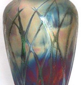 Rare Earth Gallery Urn (Raku, McNees, #001)
