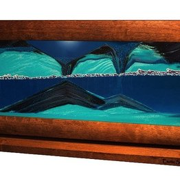 Rare Earth Gallery OCEAN BLUE (XL, Alder)