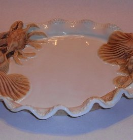 Rare Earth Gallery Plate (Beaded, Round, #54)