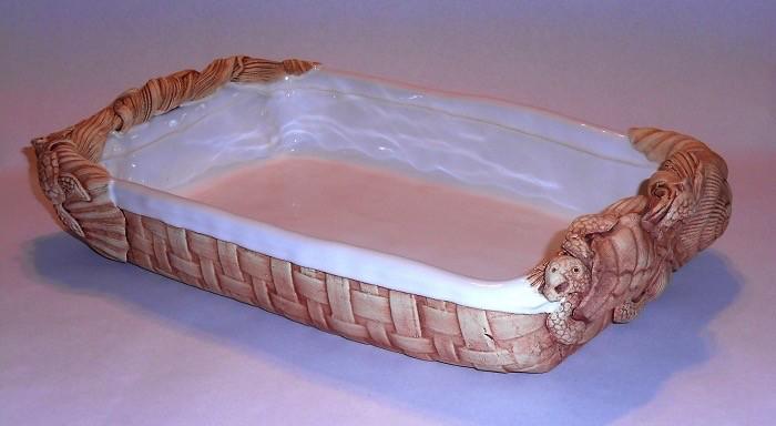 Rare Earth Gallery Baker (4 Qt., Lasagna, #29)