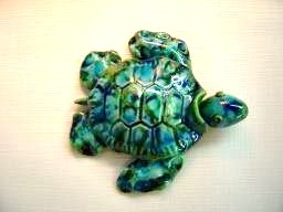 Rare Earth Gallery Turtle (Mini)