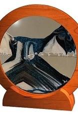 "Rare Earth Gallery ARCTIC GLACIER CLEAR (Rd 11""D, Cherry)"