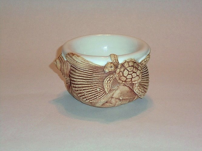 Rare Earth Gallery Bowl (Dip, Tiny, #16)