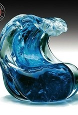 Rare Earth Gallery Paperweight, Wave (Sm)