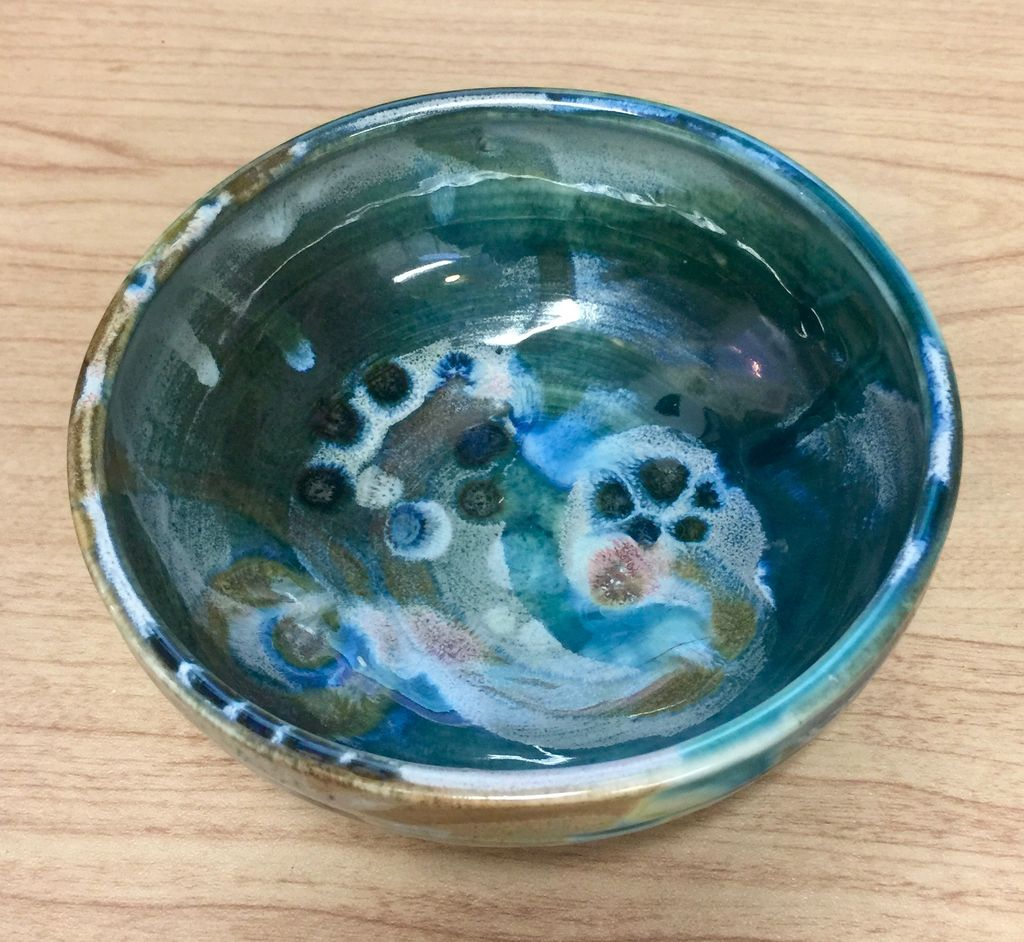 Gail Snively Bowl, Cereal (#410)