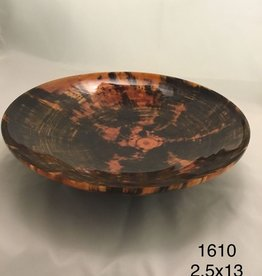 Joe Montagnino Bowl, Norfolk Island Pine (#1610)