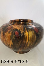 Joe Montagnino Vase, Norfolk Island Pine (#1528)