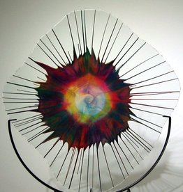 Rare Earth Gallery Circle Game EnergyWeb w/Stand