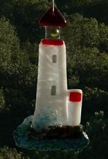 "Rare Earth Gallery Lighthouse (Suncatcher, 5""x3"")"