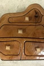 Don Snyder Jewelry Box (Wood, 04 DWR Sm, #507)