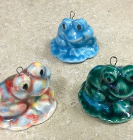 Rare Earth Gallery Frog (Mini)
