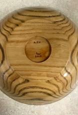 """Loren Wolfe Bowl, Ash (10.25""""D x 3""""H) (#322)"""