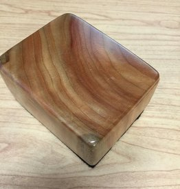 Don Snyder Jewelry Box (Wood, 01 DWR Square Slider, CAMPHOR, #542)