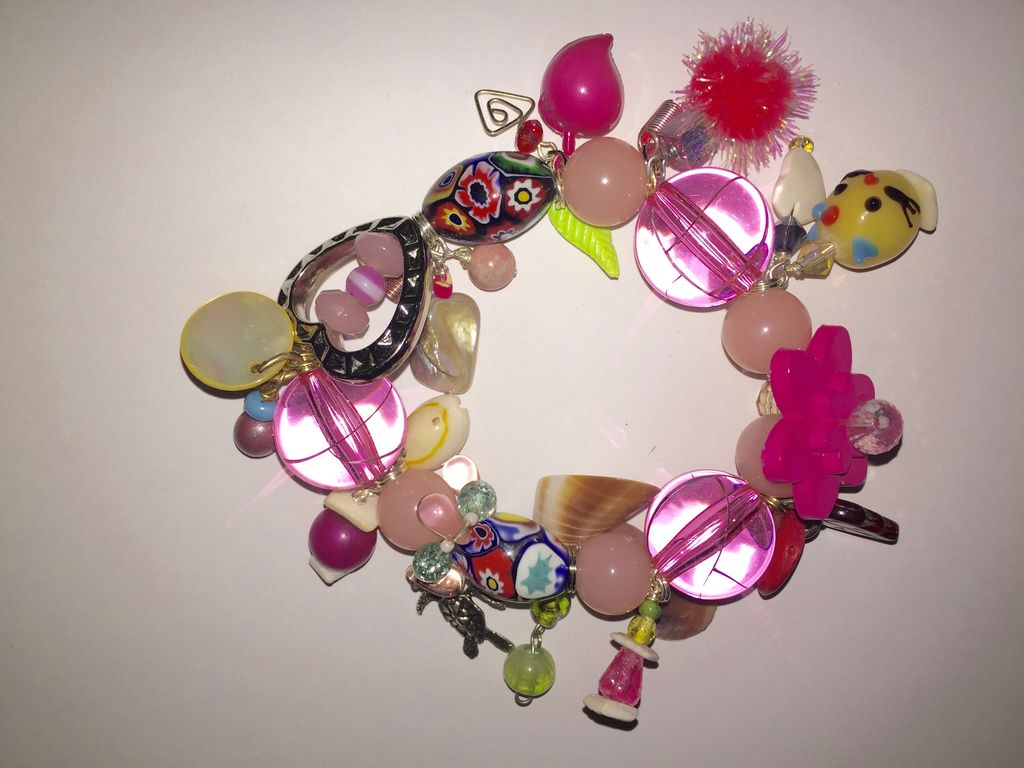 Jeri McKay Charm Bracelets, Assorted