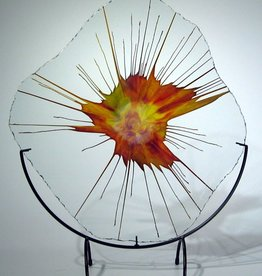 Rare Earth Gallery Aurora (EnergyWeb with Half-Moon Stand)