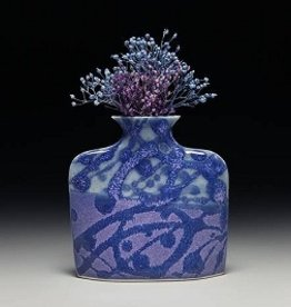 Rare Earth Gallery Porcelain Slab Flower Vase (Sm)