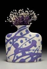 Rare Earth Gallery Porcelain Slab Flower Vase (Sm)