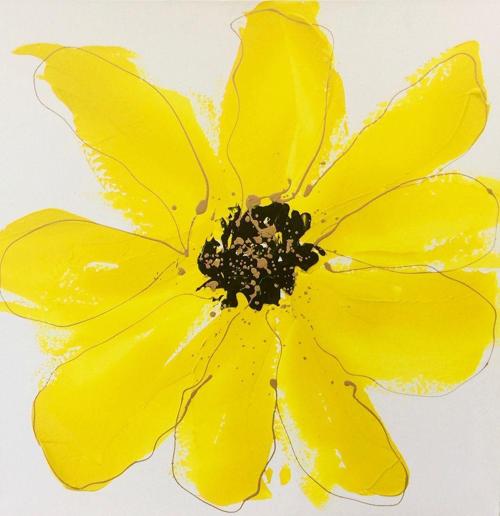 Lisa Jill Allison Pop (Original Acrylic, Signed, 36x36)