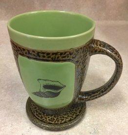 Rare Earth Gallery Mug (w/Lid-Coaster) Sea Shell