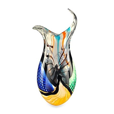 Rare Earth Gallery Vase, Spider Silk