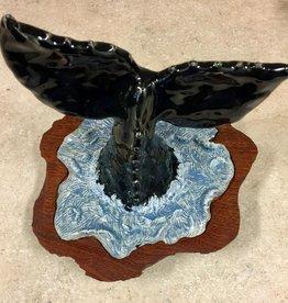 Karen Bumgarner Whale's Tail (#1709)