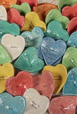Rare Earth Gallery Giving: Bowls & Hearts (w/Gift Bag)