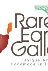 Rare Earth Gallery Amy (Lg, EnergyWeb w/ Half-Moon Stand)