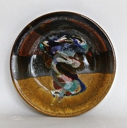 Rare Earth Gallery Bowl, Low & Flat (Assorted Glazes)