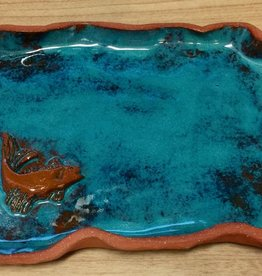Rare Earth Gallery Plate (Dolphin)