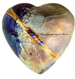 Rare Earth Gallery innerSpirit Rattle: Dragonfly (Heart)